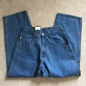 Interstate Men's blue jeans loose NWT 30 x 31